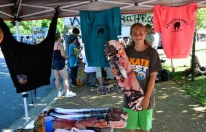 Daniele Chiapello from Skate Girls Tribe