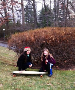 Skate Girls Tribe Xmas Party
