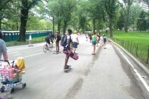 Central Park Race