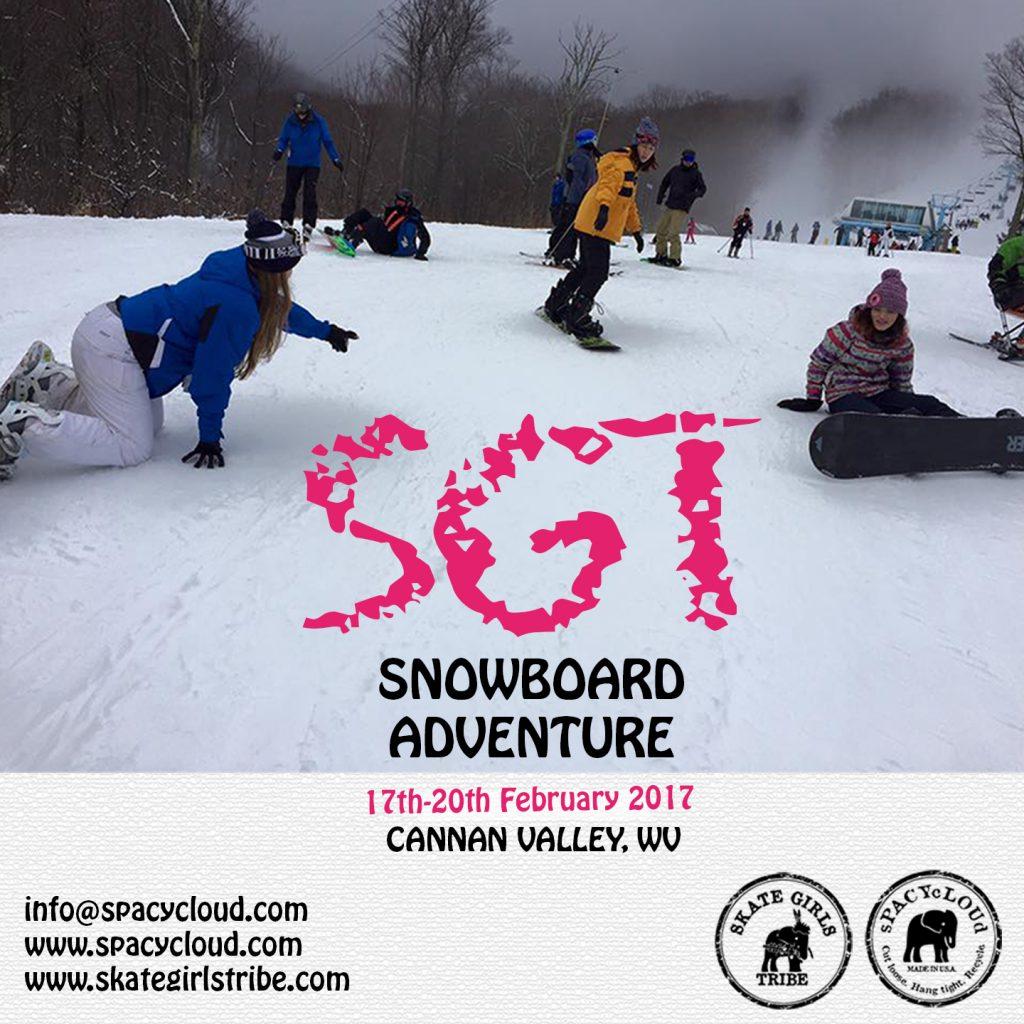SGT Snowboard Adventure