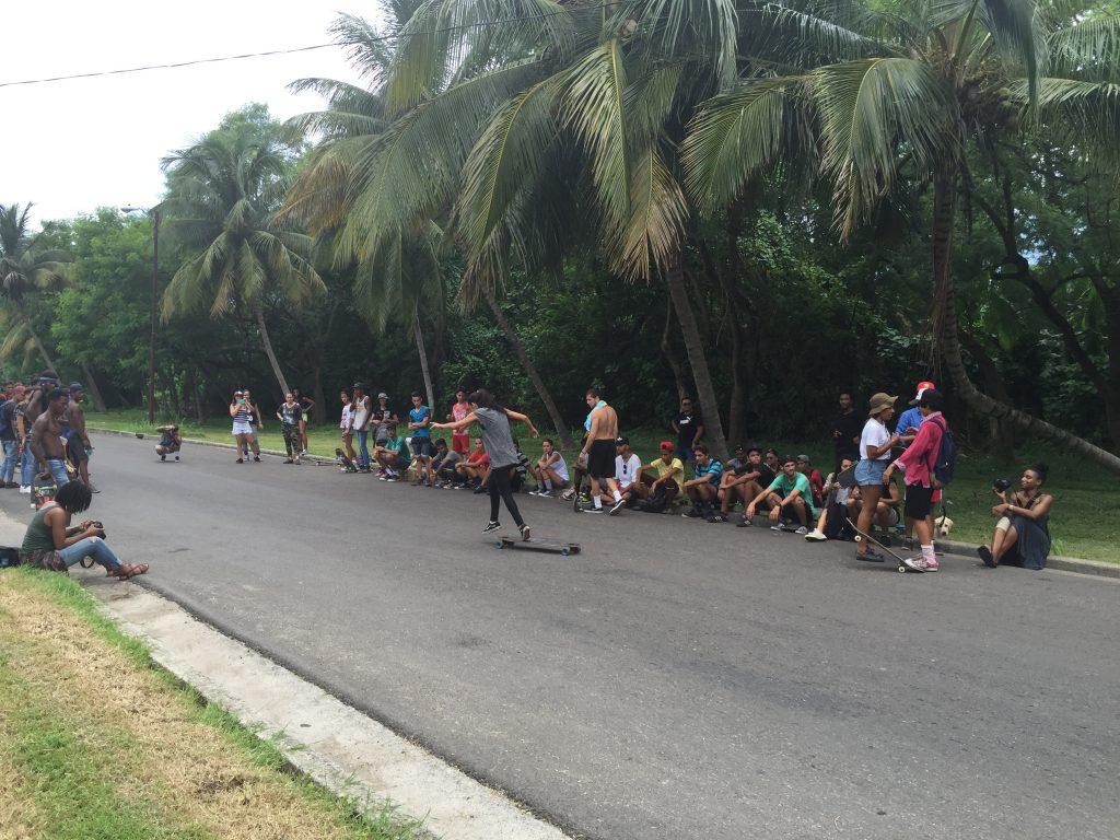 Longboarding Contest