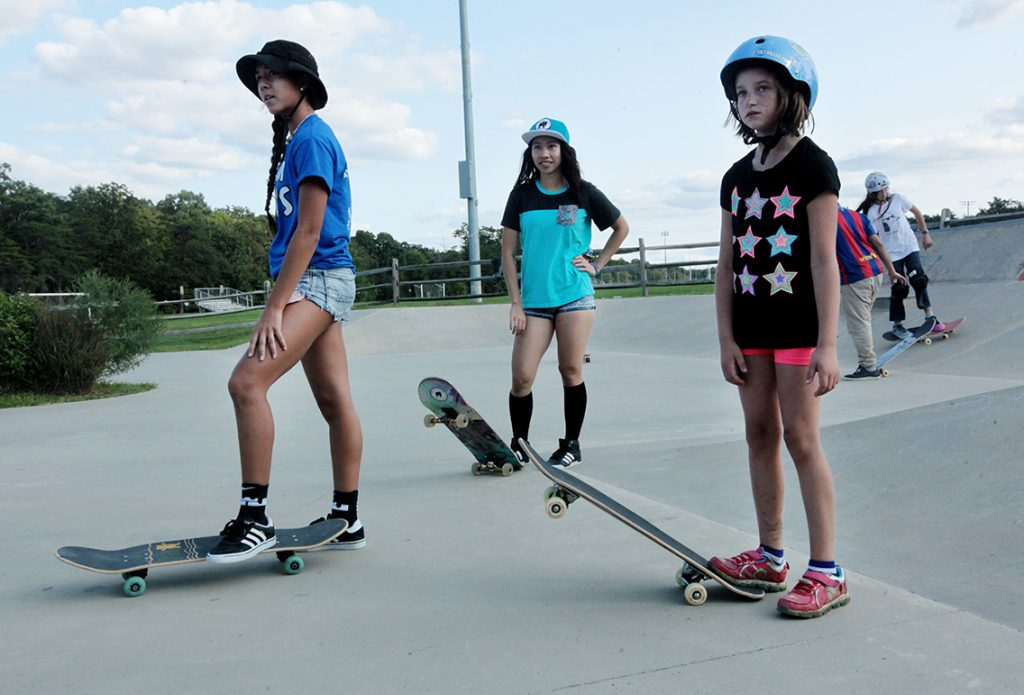 Skate Girls Tribe